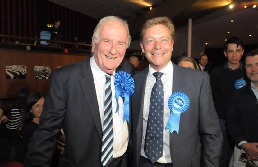 Craig & Sir Roger Gale, MP for North Thanet