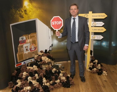 Craig Mackinlay MP RE Puppy Smuggling